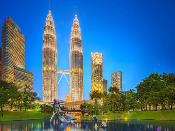 Turnurile gemene Petronas