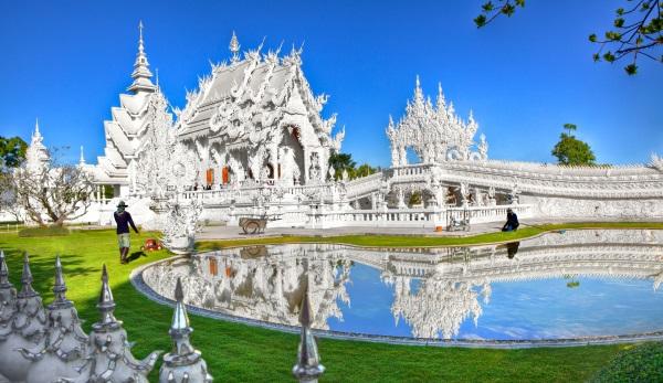 Wat Rong Khun - White Temple - Chiang Rai