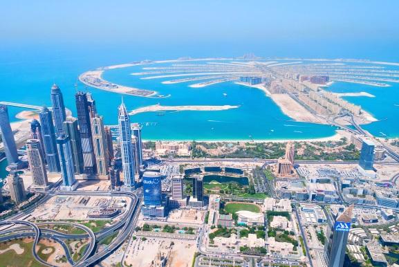 Dubai Palm, Emiratele Arabe Unite