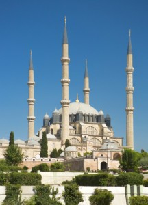 Moscheea Selimiye, Edirne, Turcia