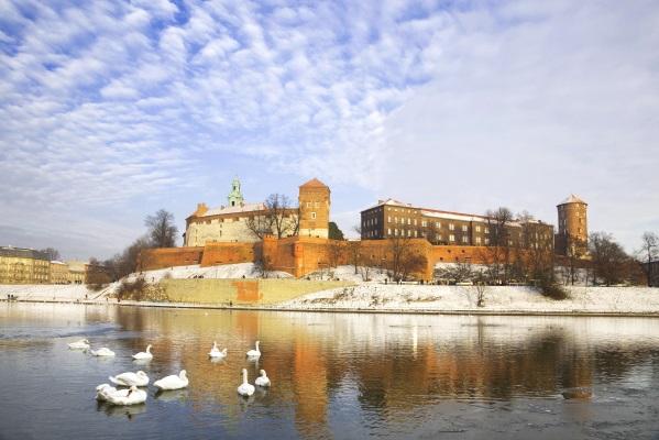 Castelul Regal Wawel, Cracovia, Polonia