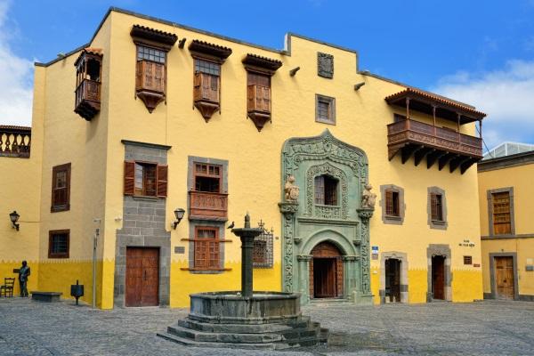 Casa de Colon, Las Palmas, Gran Canaria