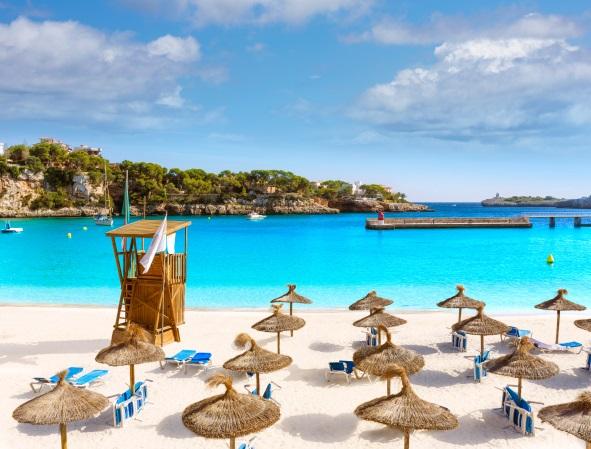 Plaja Porto Cristo, Mallorca