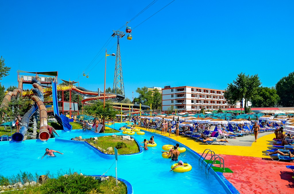 Aqua Magic, Mamaia, Romania