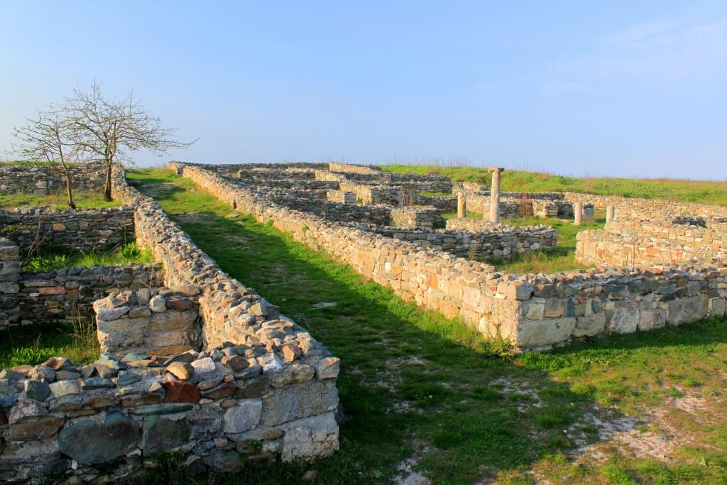 Ruine, Histria, Constanta, Romania