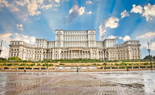 Parlament, Bucuresti, Romania