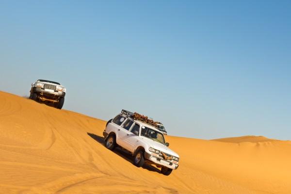 Safari, desertul Sahara