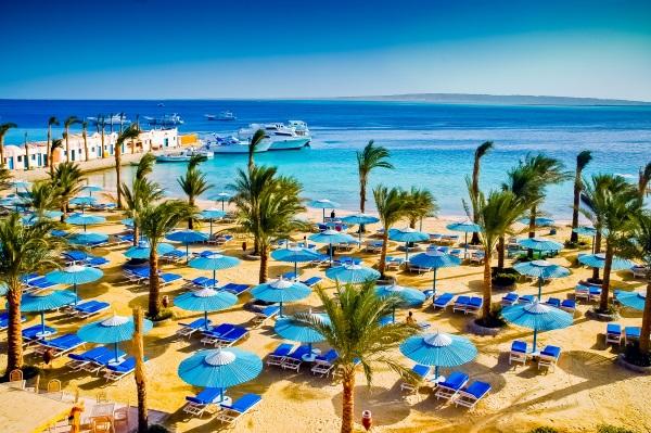 Resort, plaja proprie, Hurghada, Egipt