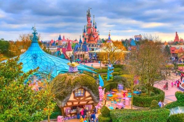 Disneyland, Paris, Franta