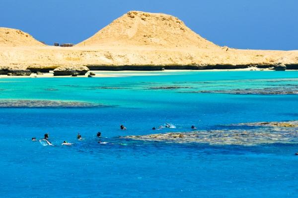Insula Giftun, Hurghada, Egipt