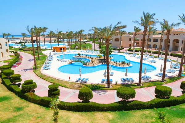Cleopatra Luxury Resort 5*, Hurghada, Egipt