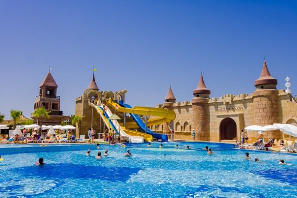 Belek, Hotel Belek Beach Resort, piscina exterioara