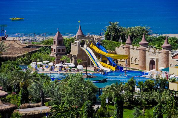 Piscina, Belek Beach, Belek, Antalya