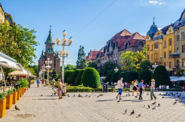 Piata Victoriei, Timisoara