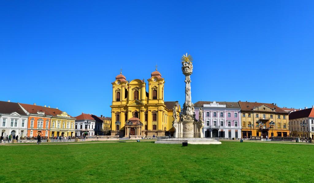 Domul romano-catolic, Timisoara, Romania