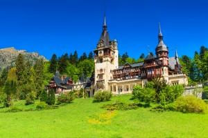 Castelul Peles, Sinaia, Romania
