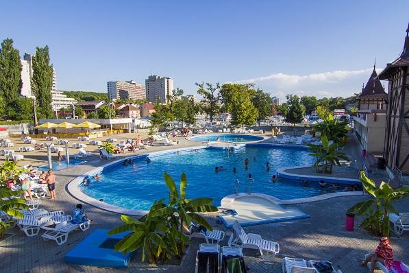 Baile Felix, Romania_Thermal Aquapark