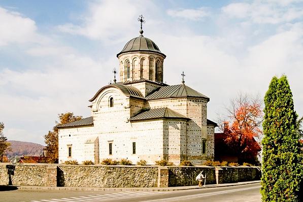 Biserica Domneasca, Curtea de Arges