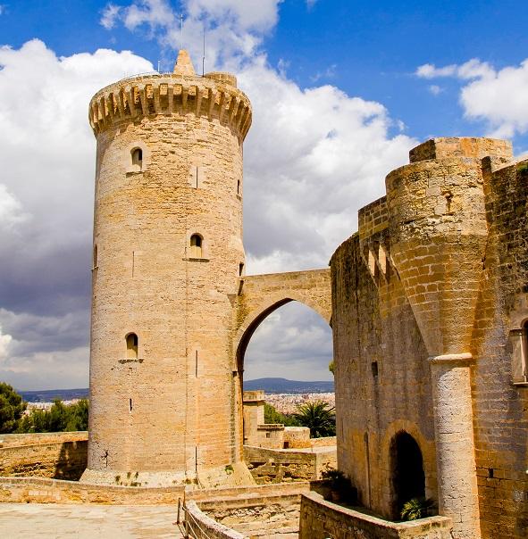 Castelul Bellver, Mallorca