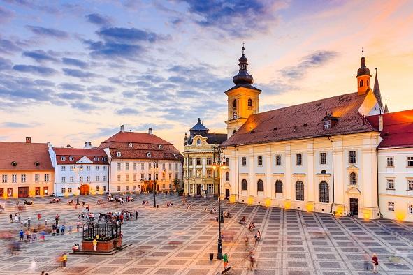 Piata Mare, Sibiu