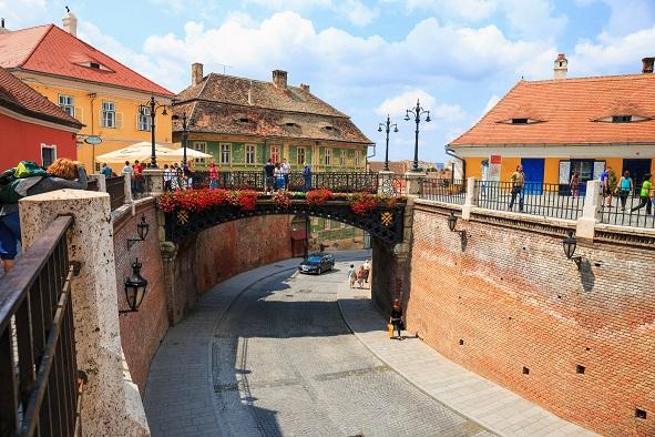 Sibiu, Centrul Vechi