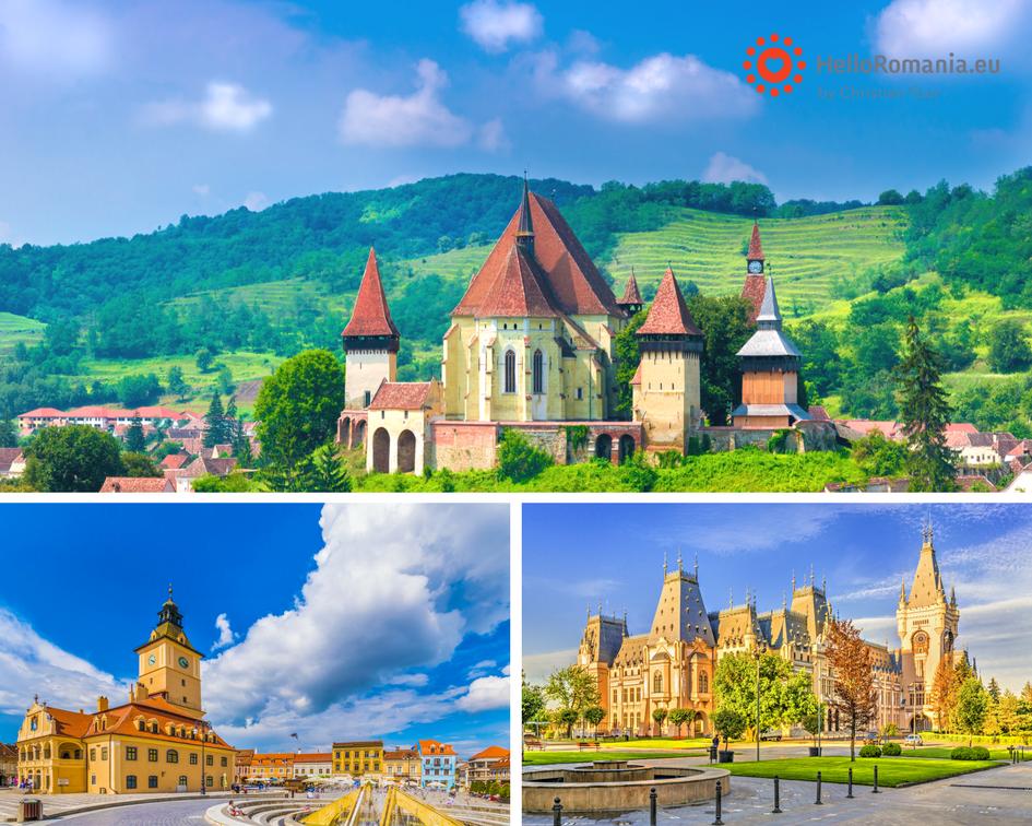 Colaj Sibiu, Brasov, Iasi