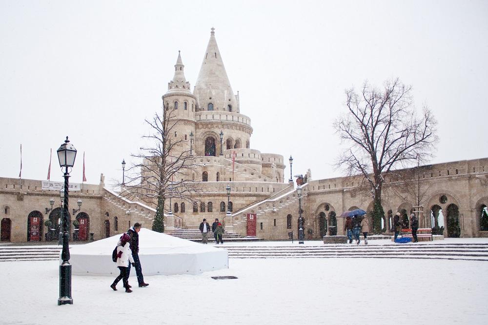 Bastionul Pescarilor, Budapesta, Ungaria