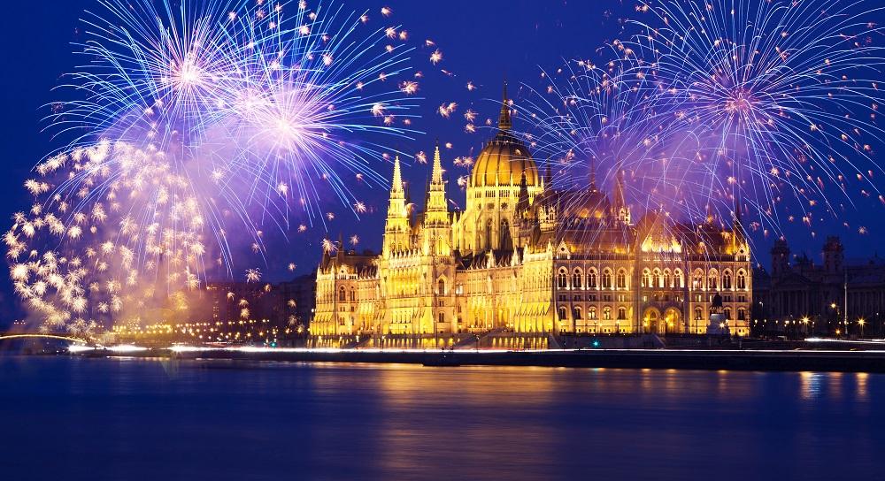 Palatul Parlamentului, Budapesta, Ungaria