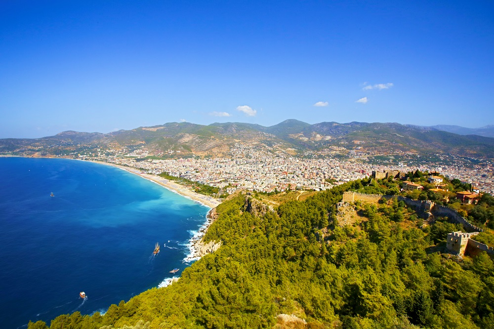 Alanya, Antalya, Turcia