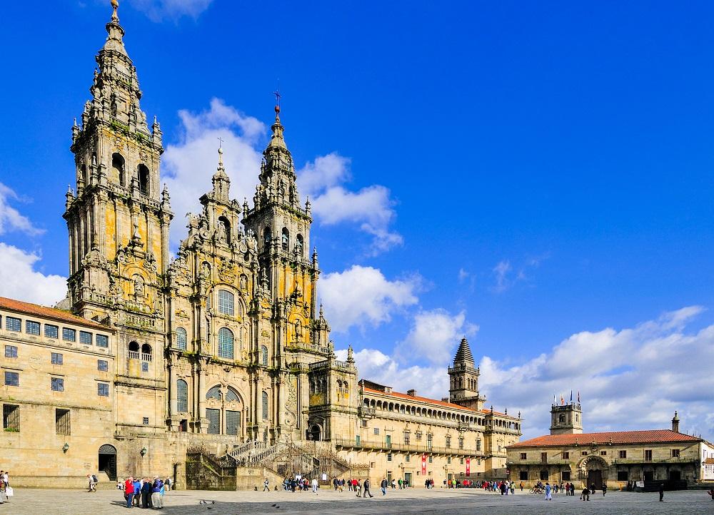Santiago de Compostela, Galitia, Spania
